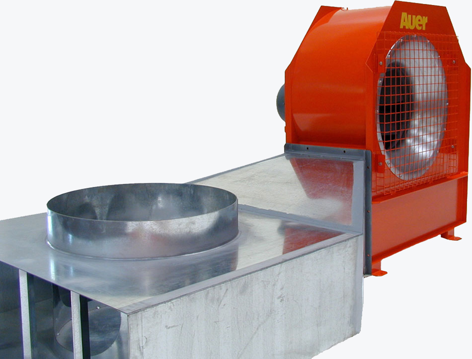 Hay Ventilation And Drying Systems